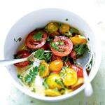 Bakalar v paradižnikovi omaki (foto: Fotografije Jérôme Bilic)