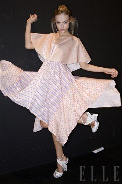 Milano Moda Donna SS 2010 - Foto: Fotografija Imaxtree
