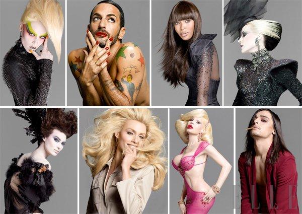 Nars, Shiseido, La Prairie, Chanel, Choo - Foto: Fotografija promocijsko gradivo, Fotografija Imaxtree