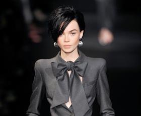 Armani Prive Haute Couture, jesen - zima 2009/10