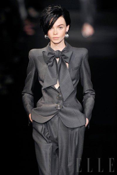 Armani Prive Haute Couture, jesen - zima 2009/10 - Foto: Fotografija Imaxtree