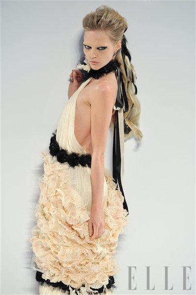 Chanel Haute Couture, jesen - zima 2009/10 - Foto: Fotografija Imaxtree