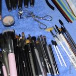 Kako ohraniti ličila in pripomočke za ličenje čista (foto: Fotografija Imaxtree)
