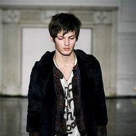 Charles Anastase, jesen-zima 2009 (foto: Fotografija Imaxtree)