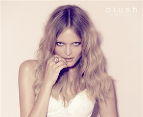 Reklamna kampanja: Blush lingerie SS 2010