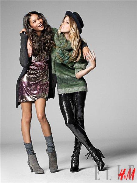 Reklamna kampanja: H&M 2009 - Foto: Fotografija promocijsko gradivo