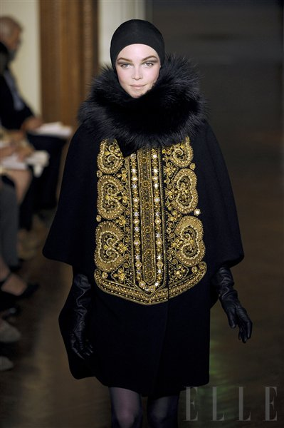 Christian Lacroix Haute Couture, jesen - zima 2009/10 - Foto: Fotografija Imaxtree
