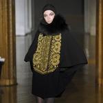 Christian Lacroix Haute Couture, jesen - zima 2009/10 (foto: Fotografija Imaxtree)