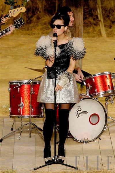 Modna demokracija Lily Allen - Foto: Fotografija Imaxtree
