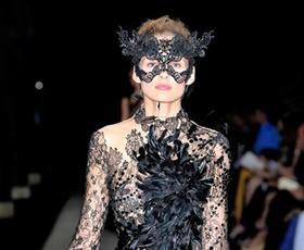 Valentino Haute Couture, jesen - zima 2009/10