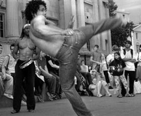 Plesno bojevanje