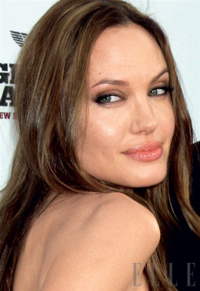 Angelina Jolie – lepotna ikona desetletja - Foto: Fotografija arhiv AM