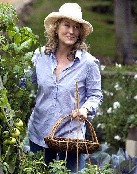 Merly Streep – navdušena nad svojim življenjem - Foto: Fotografija Itscomplicatedmovie.com