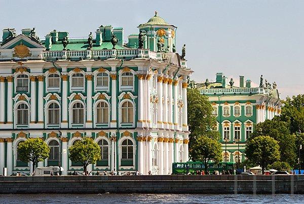Potovanje: St. Peterburg - Foto: Fotografija Shutterstock