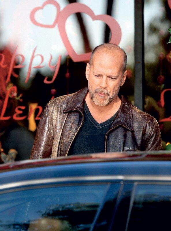 Dišava Brucea Willisa - Foto: Fotografija arhiv Govori.se, Fotografija promocijsko gradivo