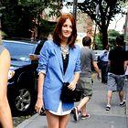 Kate Lanphear, modna urednica ameriške izdaje Elle (foto: Fotografija promocijsko gradivo)