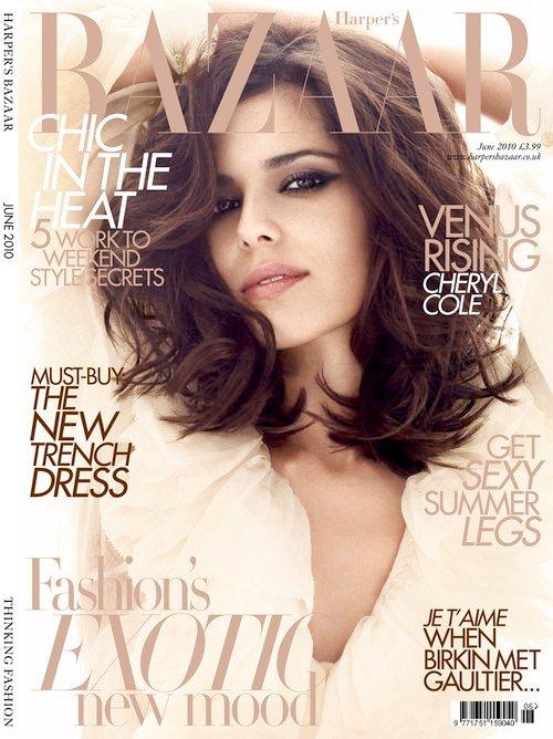 Cheryl Cole kupuje preko spleta - Foto: Fotografija Alexi Lubomirski, UK Harper's Bazaar