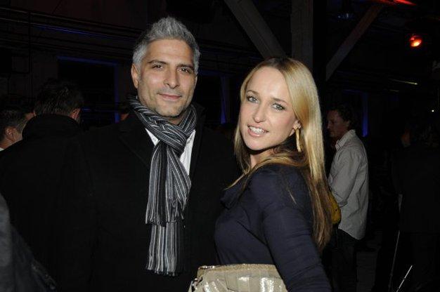 Tina in Sebastijan Cavazza - Foto: Fotografija Sašo Radej
