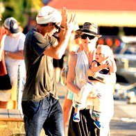 Gwen Stefani & Gavin Rossdale (foto: Fotografja Govori.se)