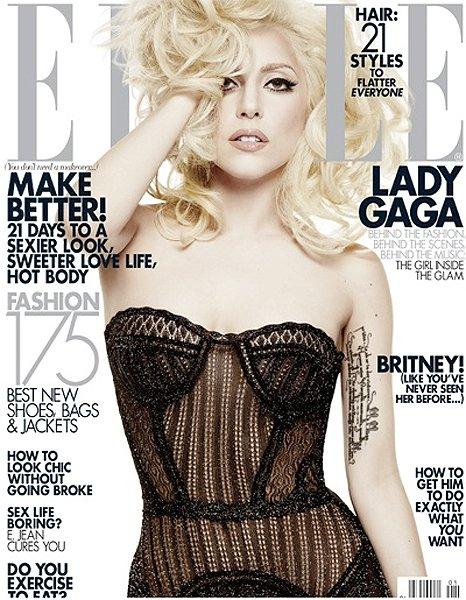 Lady GaGa, zakulisje snemanja naslovnice - Foto: Fotografija Tom Munro