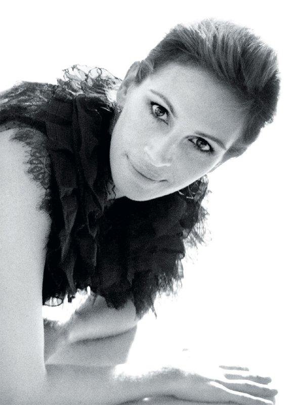 Julia Roberts, lepotna ambasadorka Lancôme - Foto: Fotografija promocijsko gradivo Lancôme
