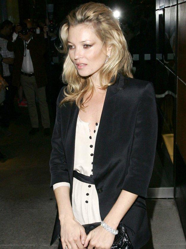 Kate Moss z novo kolekcijo - Foto: Fotografija Elle