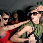 Gaultier – opazno in razločno … Odprlo se je novo modno poglavje! (foto: Fotografija Imaxtree)