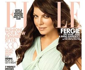 Fergie, zakulisje snemanja naslovnice