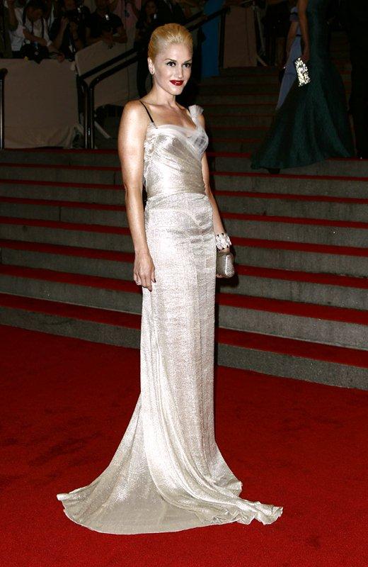 Gwen Stefani, večna ljubiteljica ličil - Foto: Fotografija Elle Int.