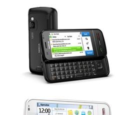 Nokia C6 - za zasvojenke z družabnimi mediji