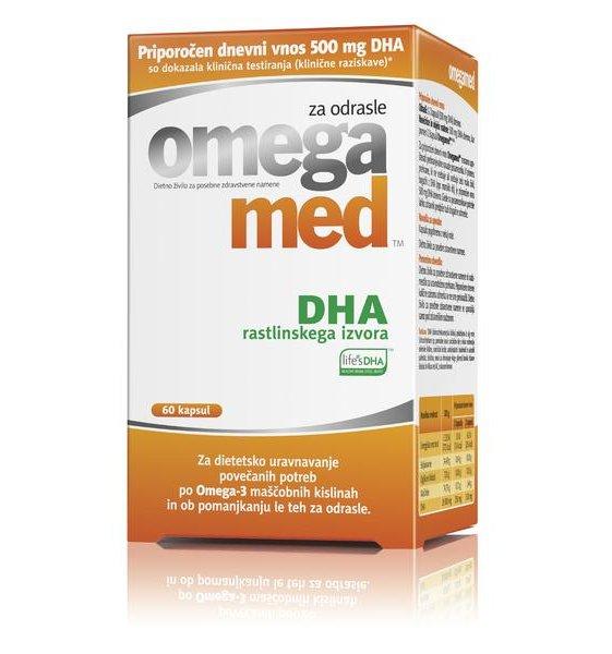 Omegamed, za dojenčke in otroke - Foto: Fotografija promocijsko gradivo