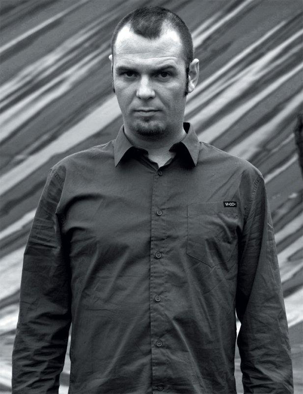 Tomi Meglič, pevec Siddharte - Foto: Fotografija Jaka Babnik
