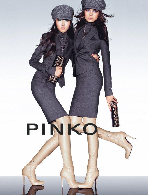 XYZ Premium Fashion Store: Pinko - Foto: Fotografija promocijski material