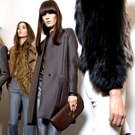 Gucci // V fordovsko navdihnjeni kolekciji je bila Valerija videti odlično. (foto: Fotografija Imaxtree/arhiv Elle)