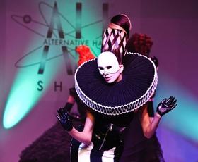 Alternative Hair Show 2010, London, Free Masons Hall