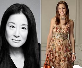 Leighton Meester: nov obraz nove dišave Vere Wang
