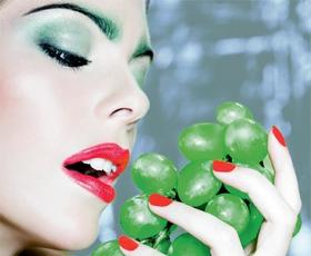 TEST: hrana za lepoto