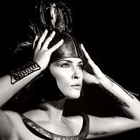 Erin Wasson (foto: Pirelli koledar za leto 2011 / Karl Lagerfeld)