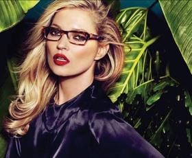 Kate Moss za Vogue Eyewear
