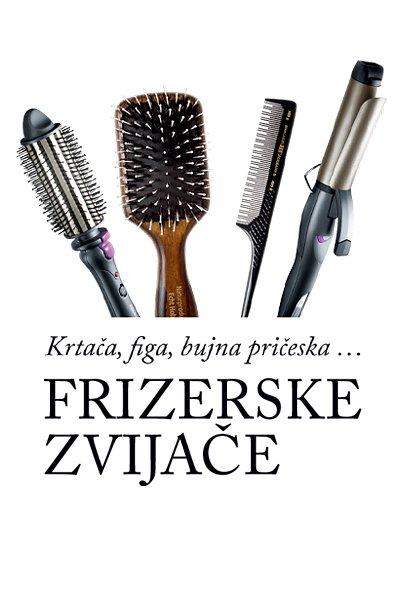 Frizerske zvijače - Foto: Fotografija Imaxtree, Fotografija Tadej Windschnurer