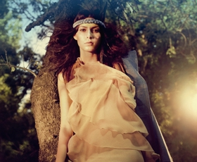 Maja Fučak, zmagovalka Slovenskega Top Modela