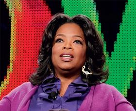 Oprah Winfrey: uresničene želje z Oprah Winfrey Show