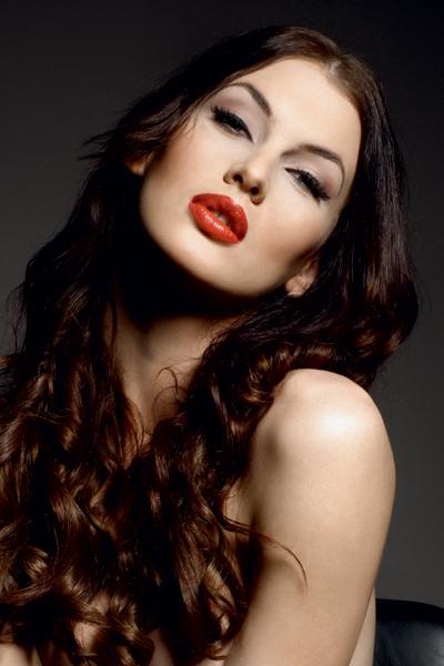 Photo: ziga mihelcic stylist: doroteja salamun makeup: tjasa marin