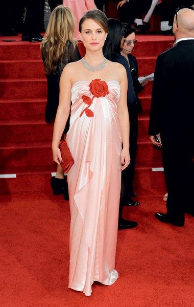 Natalie Portman v veselem pričakovanju - Foto: Fotografija RedDot
