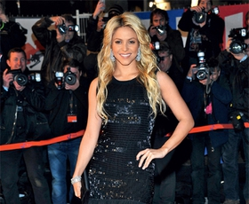 Shakira, umetnica leta