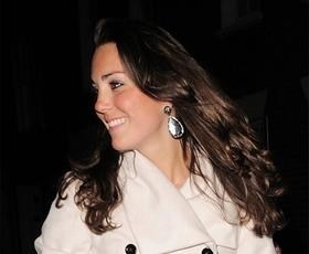 Poročni čevlji Kate Middleton