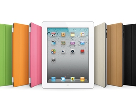 Apple predstavil iPad 2