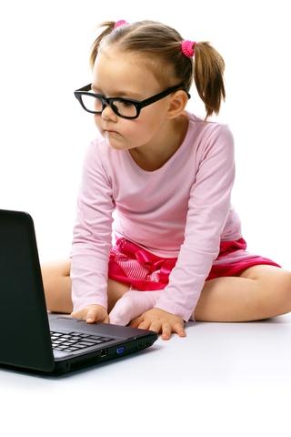 Otroci in internet - ElleJunior: Elle.si