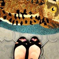 Katja, Pepermint in zgodba o vsem lepem. (foto: osebni arhiv)