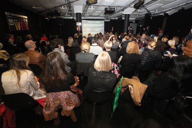 Tuji modni strokovnjaki o polnih predavalnicah Philips Fashion Weeka - Foto: Adriamedia